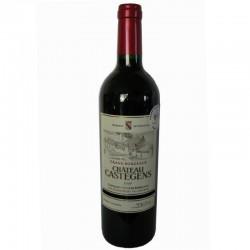Chateau CASTEGENS Côtes de Castillon 2010 raudonasis vynas, Prancūzija