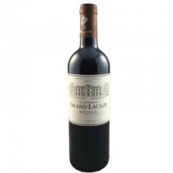 Chateau GRAND LACAZE Medoc 2015 raudonasis vynas, Prancūzija