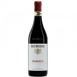 SORDO Barolo DOCG 2012 raudonasis vynas, Italija