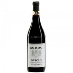 SORDO Barolo Rocche di Castiglione DOCG 2012 raudonasis vynas, Italija