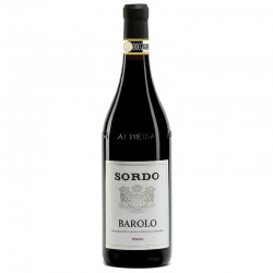 SORDO Barolo Perno DOCG 2012 raudonasis vynas