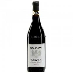 SORDO Barolo Gabutti DOCG 2013 raudonasis vynas