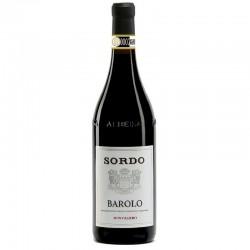 SORDO Barolo Monvigliero DOCG 2013 raudonasis vynas