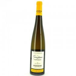 ADAM Alsace Grand Cru Gewurztraminer Kaefferkopf Vieilles Vignes 2015 baltasis vynas, Prancūzija