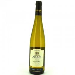 ADAM Alsace Pinot Gris Reserve 2015 baltasis vynas, Prancūzija