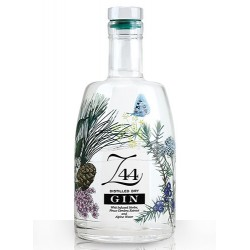Z44 Distilled Dry Gin, Italy