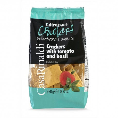 "Casa Rinaldi Crackers ""Pomodoro & Basilico"""