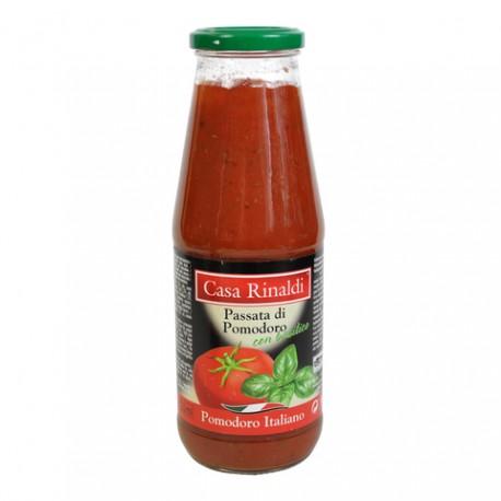 """Casa Rinaldi """"Pаssata di pomodoro con basilico"""""""