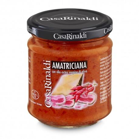 """Casa Rinaldi """"Amatriciana"""""""