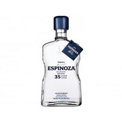 Tequila ESPINOZA Blanco 100% Agave 35 Grados, Mexico