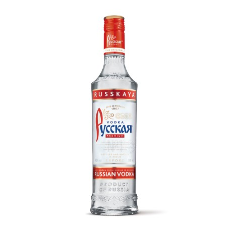 Vodka Russkaya Premium, 1000 ml