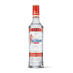 Vodka Russkaya Premium, 700 ml
