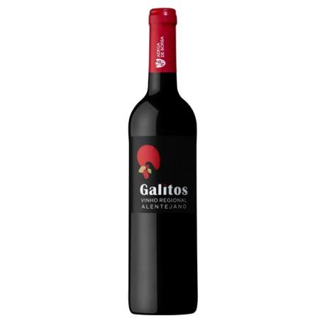 Galitos Red 2018, Alentejo, Portugal