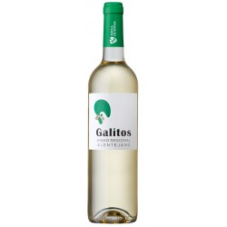 Galitos white 2017  Alentejo Portugal