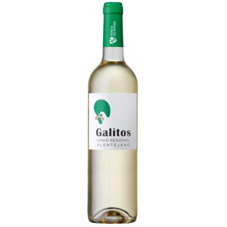 Galitos white 2013  Alentejo Portugal