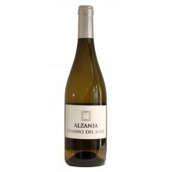 Alzania Camino del Soto, Sauvignon Blanc-Chardonnay D.O. 2018, Spain