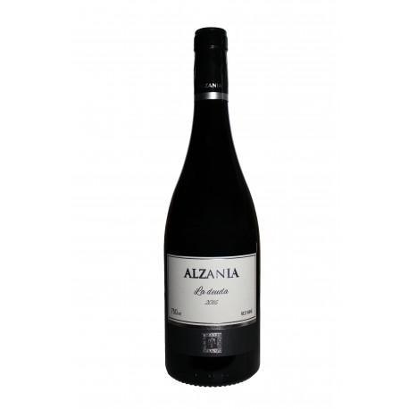 Alzania La Dueda 2016, Navarra DO, Spain