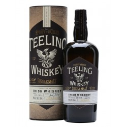 Viskis TEELING Single Malt, Irish Whiskey