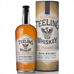 Viskis TEELING Single Grain, Irish Whiskey