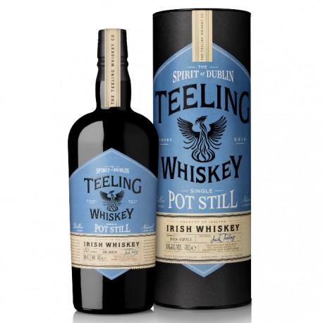 Viskis TEELING Single Pot Still, Irish Whiskey