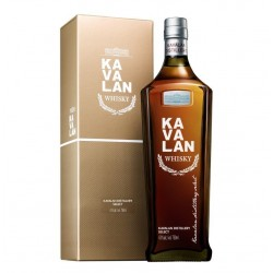Viskis KAVALAN Distillery Select, Single Malt, Taiwan