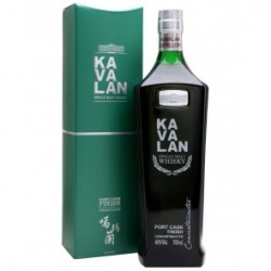 Viskis KAVALAN Concertmaster, Port Cask Finish, Single Malt, Taiwan