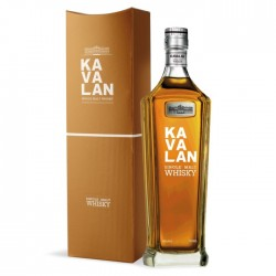 Viskis KAVALAN Single Malt, Taiwan