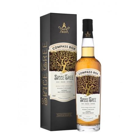 Viskis The Spice Tree, Blended Malt Scotch Whisky