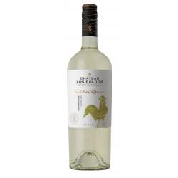 CHATEAU LOS BOLDOS Sauvignon Blanc Tradition Reserve 2017, Chile
