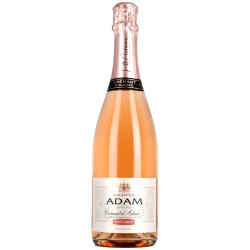 J.B. ADAM Cremant d'Alsace Brut Rose, France