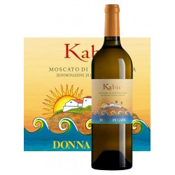 Kabir white (Naturally Sweet) DONNAFUGATA DOC Sicilia