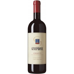 GINEPRONE Chianti DOCG red Col d'Orcia 2016 Italy