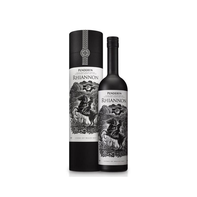 Viskis Penderyn Rhiannon, Welsh Whiskey