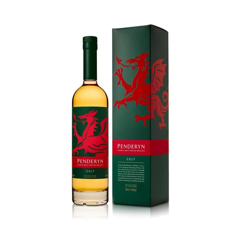 Viskis Penderyn Celt, Welsh Whiskey