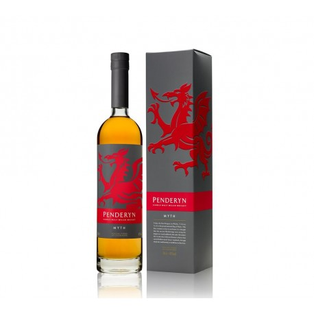 Viskis Penderyn Myth, Welsh Whiskey