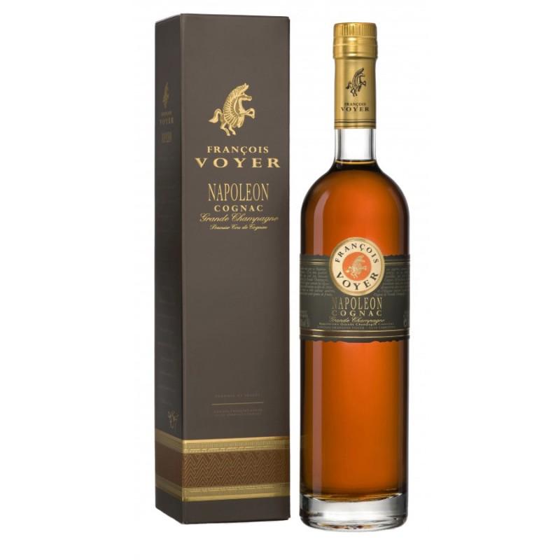 NAPOLEON Francois Voyer 100% Grande Champagne 1er Cru Cognac, France