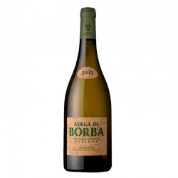 "Adega de Borba Reserva ""Cork Label"" White 2013 DOC Alentejo Portugal"