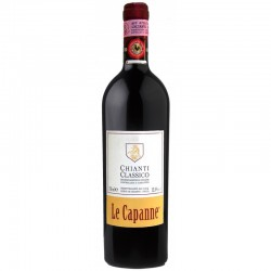 LE CAPANNE 2014, Chianti Classico DOCG Castello di Querceto, Toscana Italy
