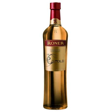 RONER Grappa La Gold