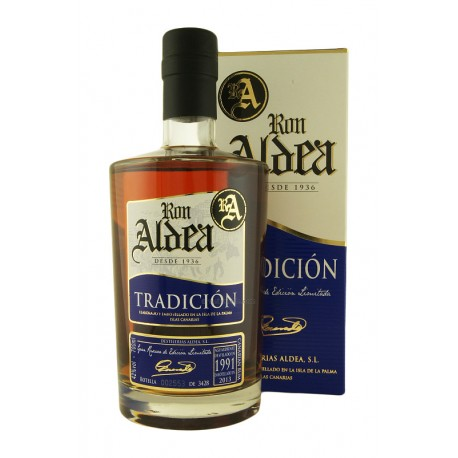 Ron Aldea Tradition C.S., Canary Islands